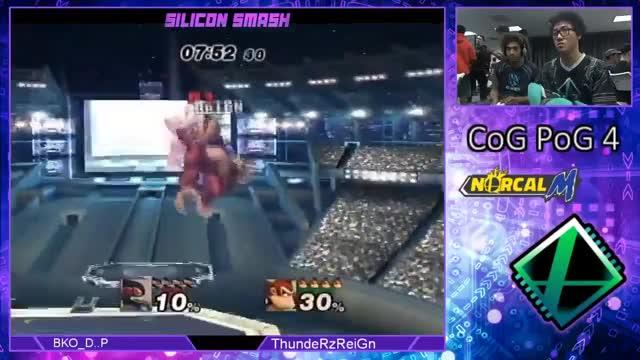 DK vs Falco in a nutshell
