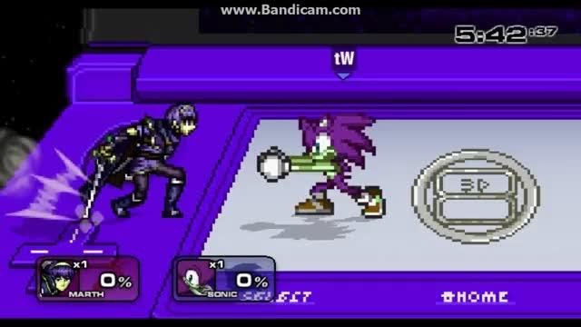 [SSF2]Game Winning Ken Combo