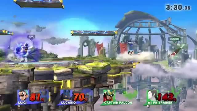 Luigi's Ledge Game Is Broken