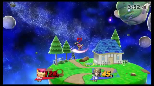 I got a pretty cool punish on FG the other day.