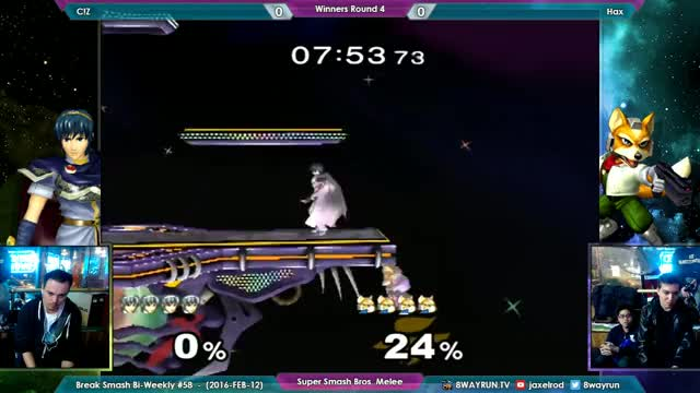 Hax gets ended by C!Z