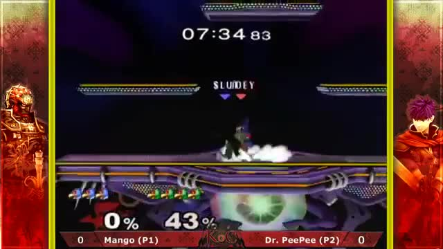 From one of my favorite Falco dittos of all time, PP vs Mango at Kings of Cali 1