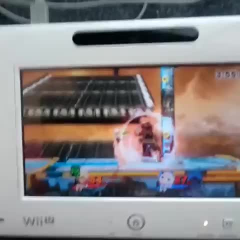For the rare times it happens- something pretty notable for the 'Puff vs Shulk matchup!