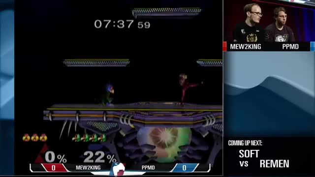 [Falco] PPMD exploits a low percentage Sheik aerial