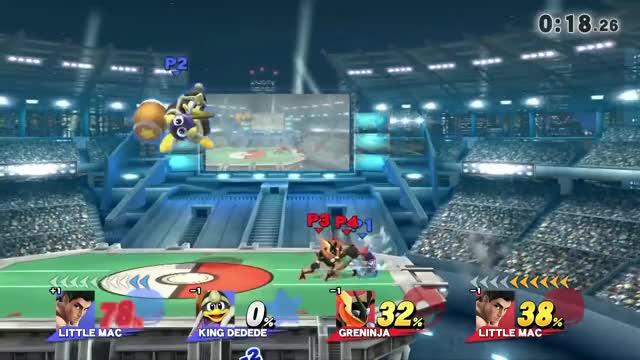 KO Punch Gordo Massacre