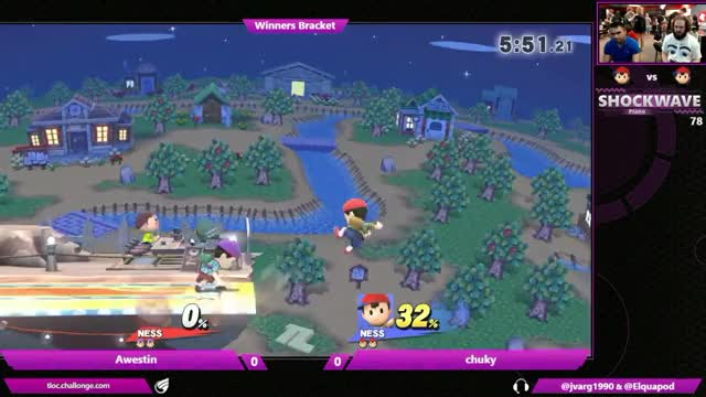 why Ness dittos should finish before your hot pocket