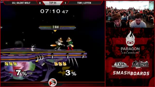 Leffen cleans up SilentWolf's stock