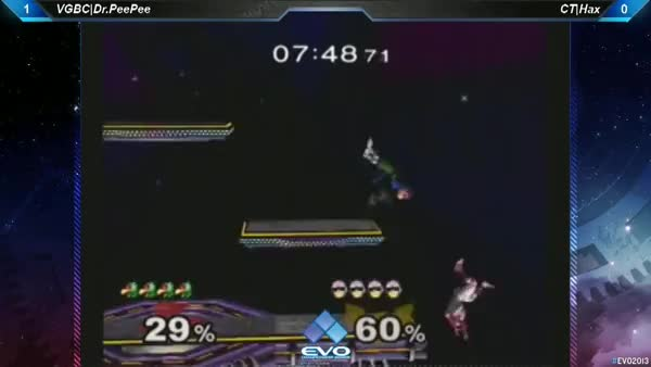 [Falcon] Brutal Techtrap by Hax.