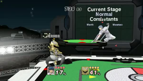 Have fights with Mewtwo higher fps?