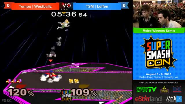 Leffen with a sweet recovery and conversion