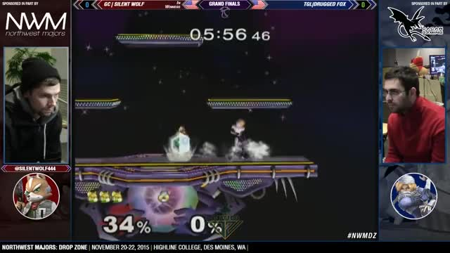 Silent Wolf puts Druggedfox's Sheik into retirement