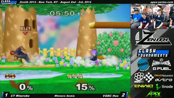 The Most 20XX Combo of 2014 Award, of course, has to go to Hax