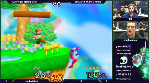 Great Fox combo from LD