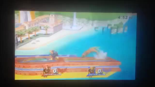 And they say there's no combos in Sm4sh.