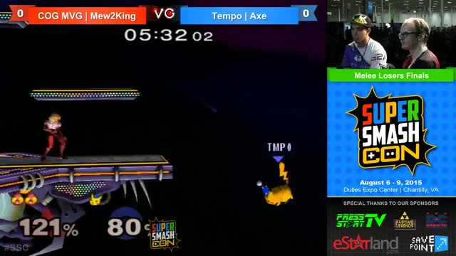 """""""That looked rehearsed"""" – M2K walks away from his hard read on Axe."""