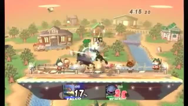 Masha with a beautiful punish on M2K's nado (x-post from /r/smashbros)