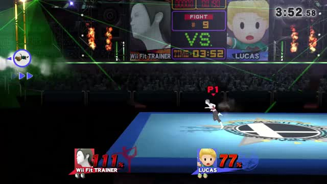 Wii Fit Trainer finds even more ways to hit the ball