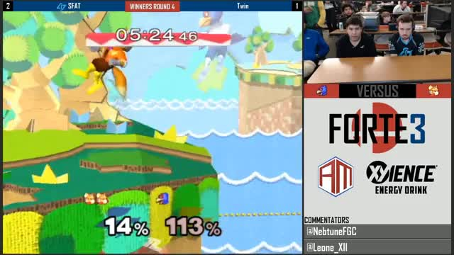 SFat says no to your comeback