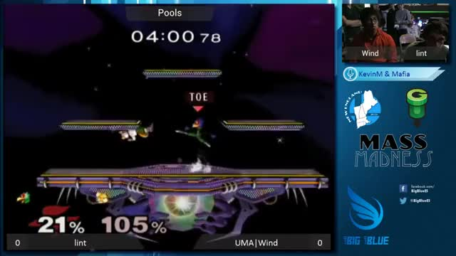 Don't drop edgeguards