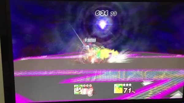 TIL you can cape pikachu's thunder