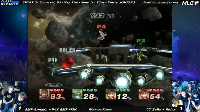 SKTAR Moment #1: Armada has one shot