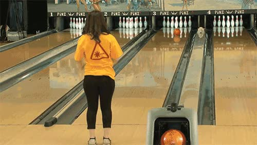 Bowling gif