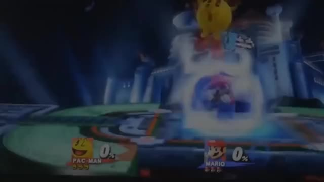Pac-Man Shows No Mercy