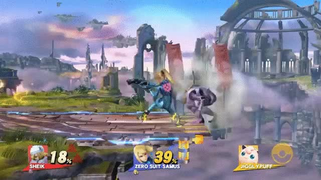 Sheik Throw Glitch?