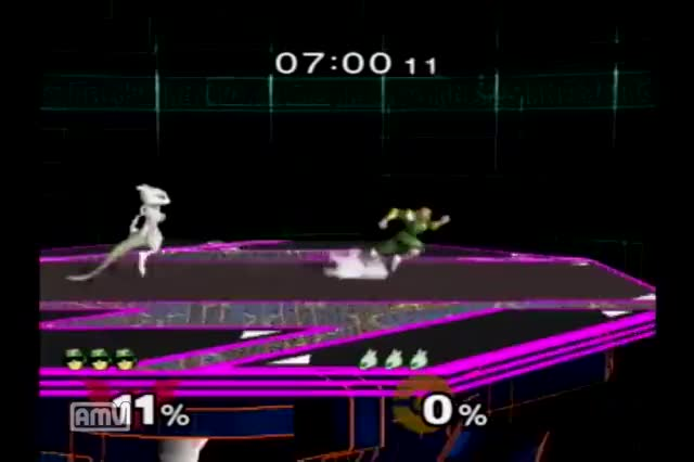 Zoma's Mewtwo with an Absolutely Filthy Z to D