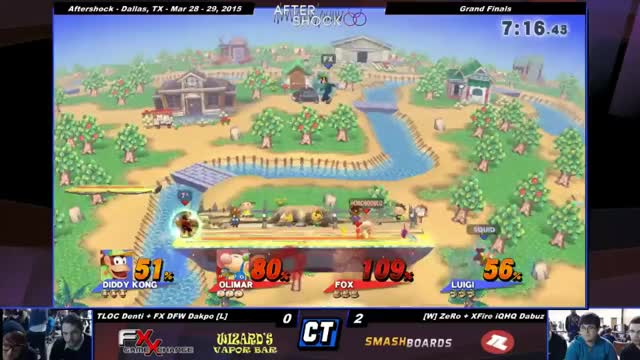 Zero and Dabuz Show Off Olimar's ABSOLUTELY BROKEN Custom Move Glitch
