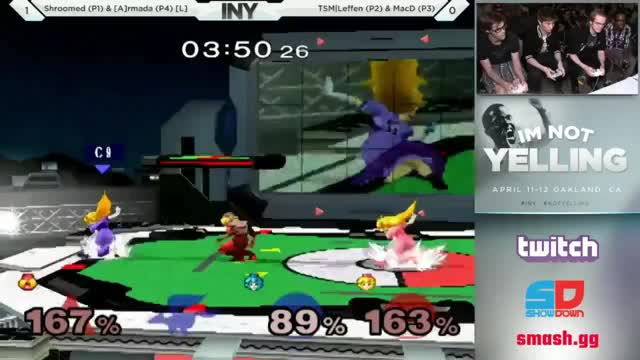 MacD w/ The INCREDIBLE 1v2 Clutch in Grand Finals to Win The Game (GIF)