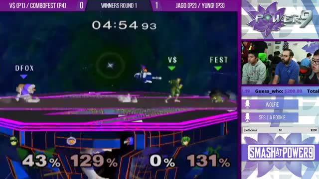 ICs + Falco team combo
