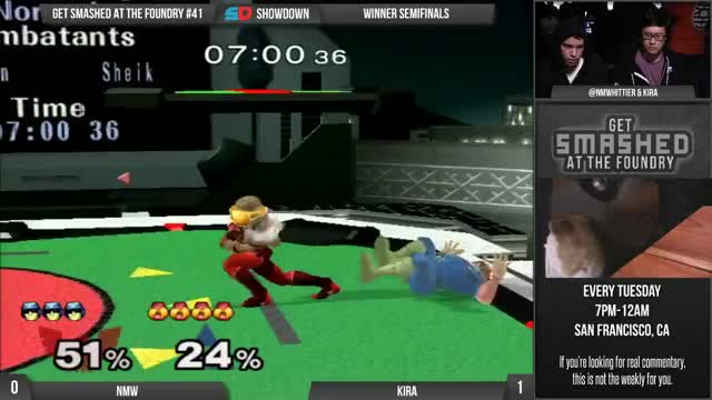 NMW borrowing the Death Note from Kira (Falcon punch involved, Gfycat in post)