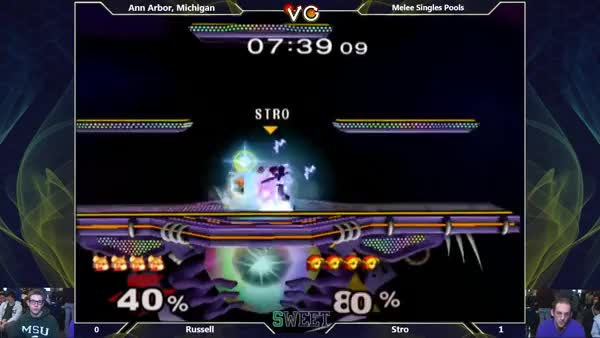 Crazy sequence from Stro's Link