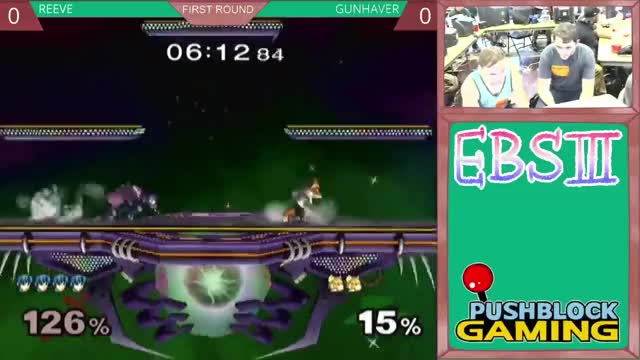 Slick Marth combo hit at Early Bird Special III