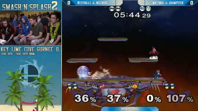 Clean Double Kill on Wizzballz
