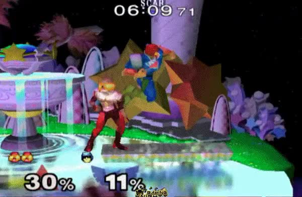 Mango's Falcon double knee'n M2K's Shiek