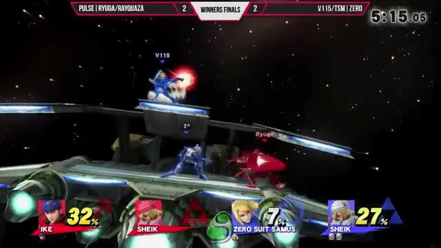 TSM ZeRo and V115 end Ryuga's career
