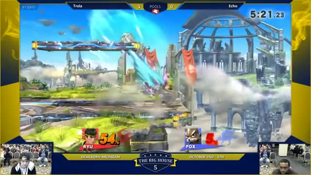 Fantastic Ryu play at Big House 5