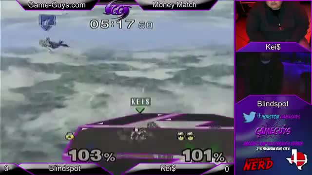 The optimal option in neutral with Falcon