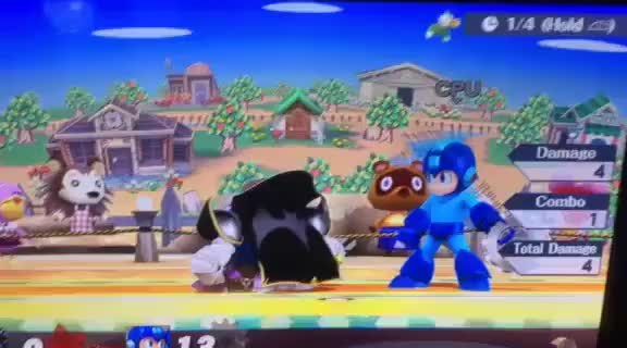 So that's why I always seem to miss Meta Knight's Up Smash…