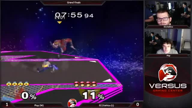 Plup takes a super clean stock off Gahtzu