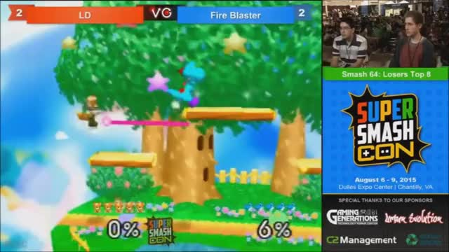 [Gfy] One Of The Flashiest Fox Combos LD Has Ever Done