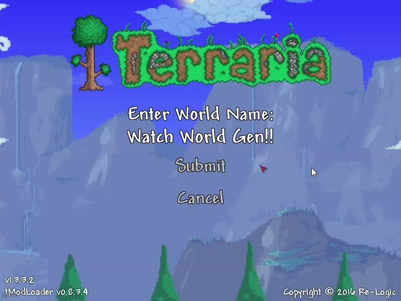 terraria mod loader