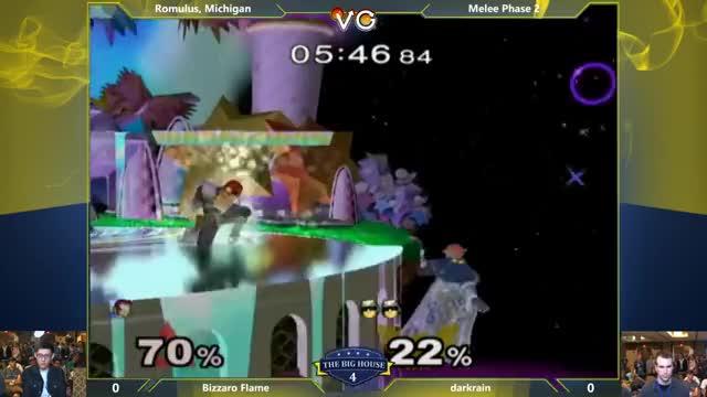 [TBH4] Bizzaro Flame beasts on Darkrain