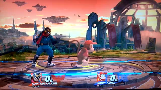 Captain Falcon's Zero to Death Combo, works on (almost) EVERY CHARACTER!