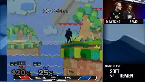 M2K Attempts to Claw His Way to Victory