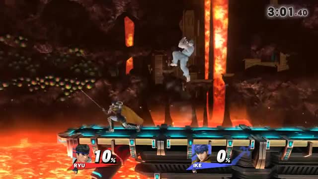 Ryu was high strung