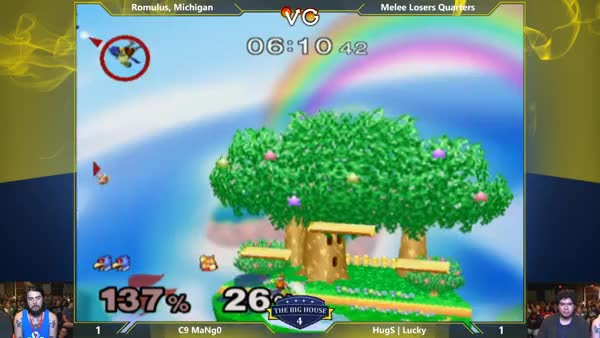Mango knows how to follow through on a combo