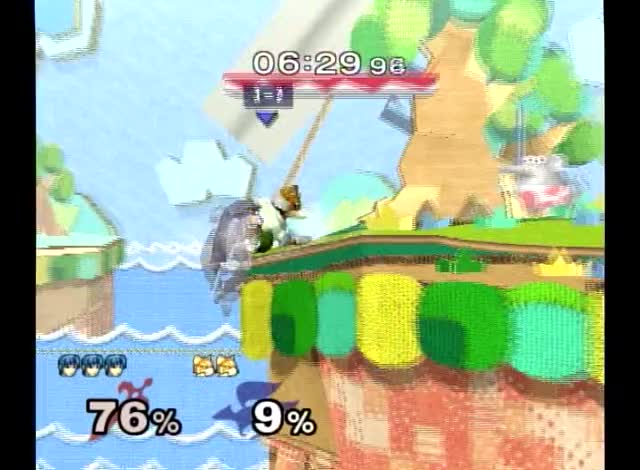 The Best Way to use Randal to Edgeguard